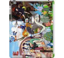Studio Ghibli Characters 2 iPad Case/Skin