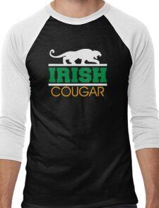 Irish Cougar Men's Baseball ¾ T-Shirt