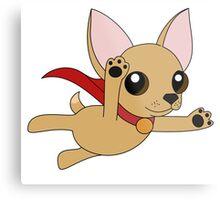 Super Chihuahua! Metal Print