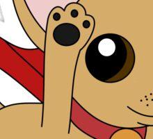 Super Chihuahua! Sticker