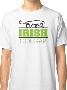Irish Cougar Classic T-Shirt