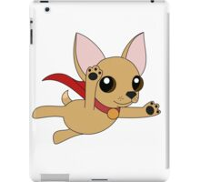 Super Chihuahua! iPad Case/Skin