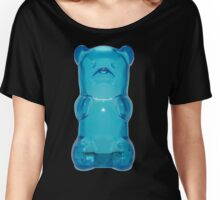 Blue gummy bear Women's Relaxed Fit T-Shirt