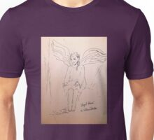 Angel Above Unisex T-Shirt