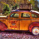 Tijuana Taxi by shutterbug2010
