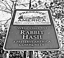Welcome to Rabbit Hash, KY!! by Purple Cloud Productions, Inc.