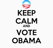 Keep Calm and Vote Obama (logo) Unisex T-Shirt