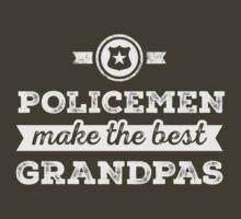 Police Grandpa by veerkun