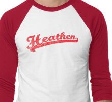 Heathen Men's Baseball ¾ T-Shirt