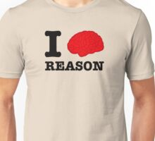 I Brain Reason Unisex T-Shirt