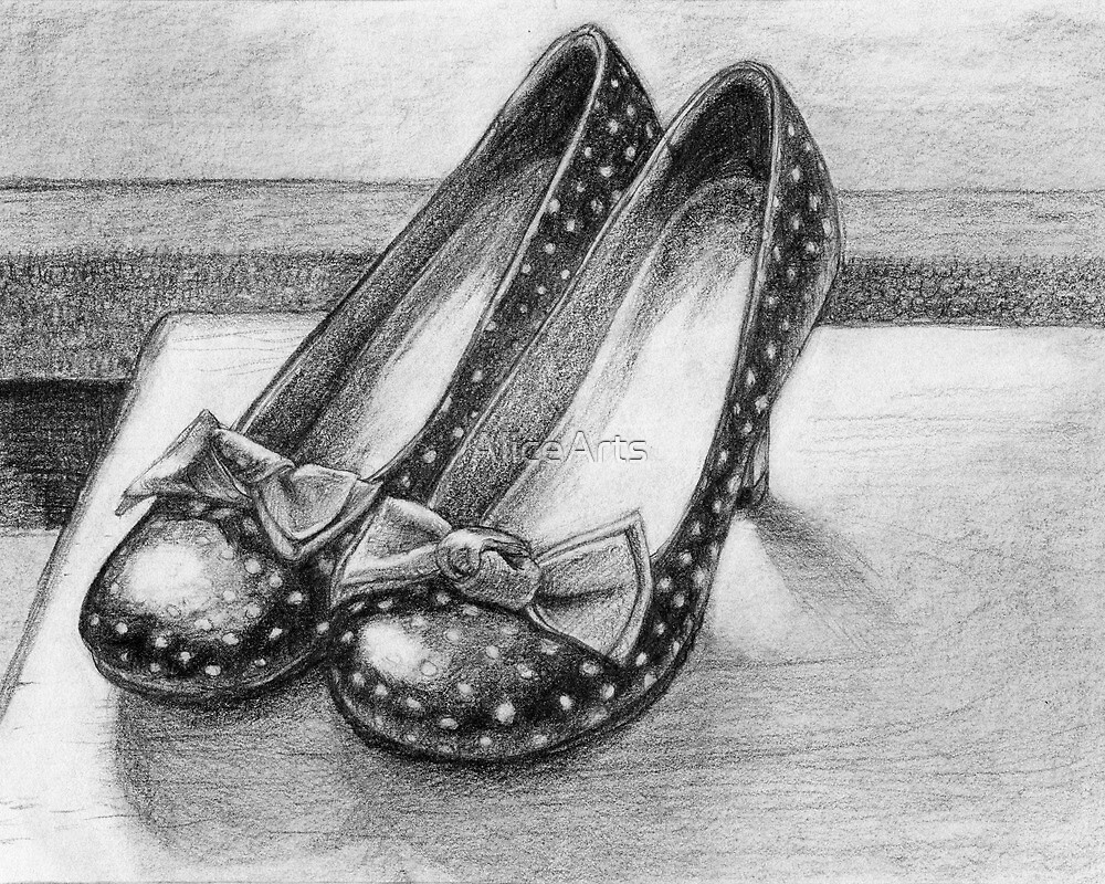Favorite Shoes by AliceArts