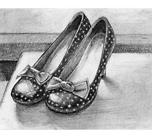 Favorite Shoes Photographic Print