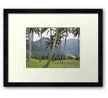 Ko'Olina Country Club III, Hawaii Framed Print