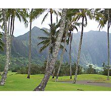 Ko'Olina Country Club III, Hawaii Photographic Print
