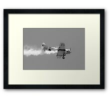 Marine Aviation II Framed Print