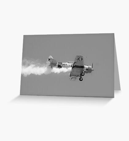 Marine Aviation II Greeting Card