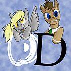 DoctorDerpy Logo by AugustRaeRae93