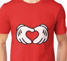 Hand Heart  Unisex T-Shirt
