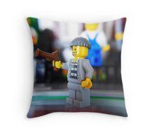 Criminal Throw Pillow
