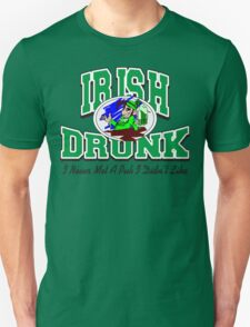 Irish Drunk T-Shirt