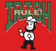 Irish Rule Kids Clothes