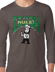 Irish Rule Long Sleeve T-Shirt