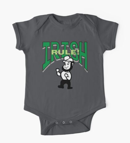 Irish Rule One Piece - Short Sleeve