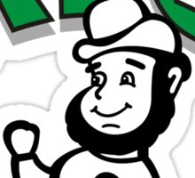 Irish Rule Sticker