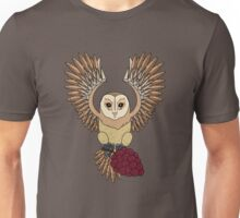 The Vegan Owl Unisex T-Shirt