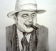 Al Capone by JimmyT