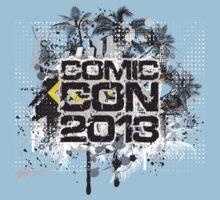 Comic Con 2013 One Piece - Short Sleeve