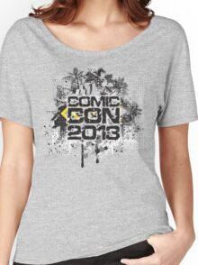 Comic Con 2013 Women's Relaxed Fit T-Shirt