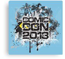 Comic Con 2013 Canvas Print