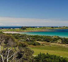 Low Head panorama - Tasmania by fotosic