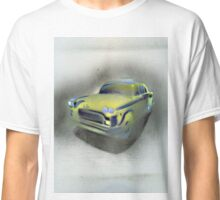 Yellow Taxi Cab Classic T-Shirt