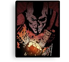 inFAMOUS : Bad Karma Poster Canvas Print