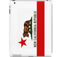 New California Republic iPad Case/Skin