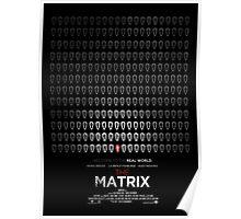Minimalist Poster : Matrix Poster