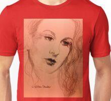 Vivien With Long Hair Unisex T-Shirt