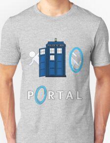 Portal Who T-Shirt