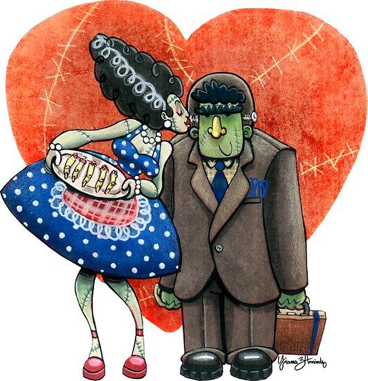 Montruous Love by zakniteh