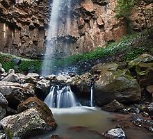 """Browns Falls"" ∞ Killarney, QLD - Australia by Jason Asher"