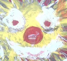 Here comes the Sun Clown. by BrendanCircus
