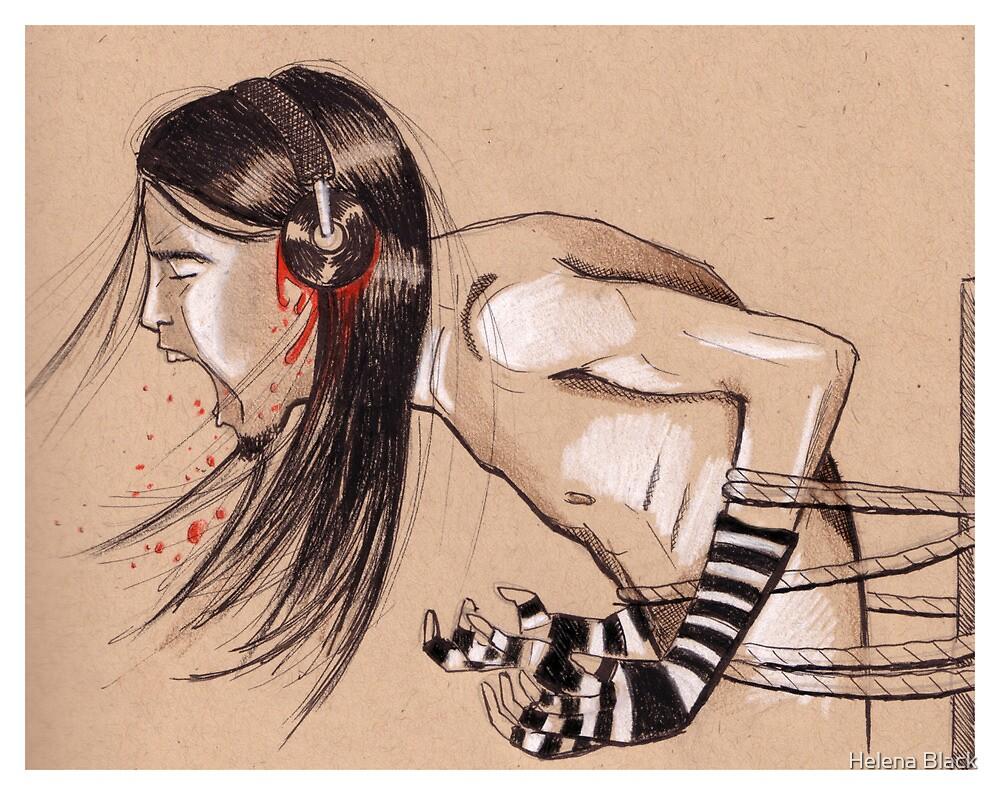 Death Audio by Helena Babic
