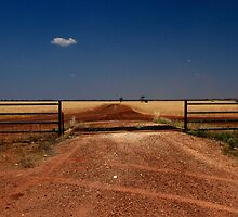 Red Dirt And Golden Grain by Noel Elliot