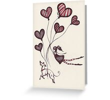 Spreading Love pt.2 Greeting Card