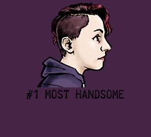 #1 Most Handsome Zoe Unisex T-Shirt