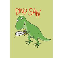 Dino Saw Photographic Print