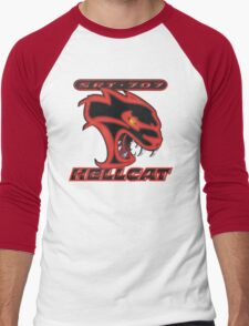 Hellcat - Red & Black T-Shirt