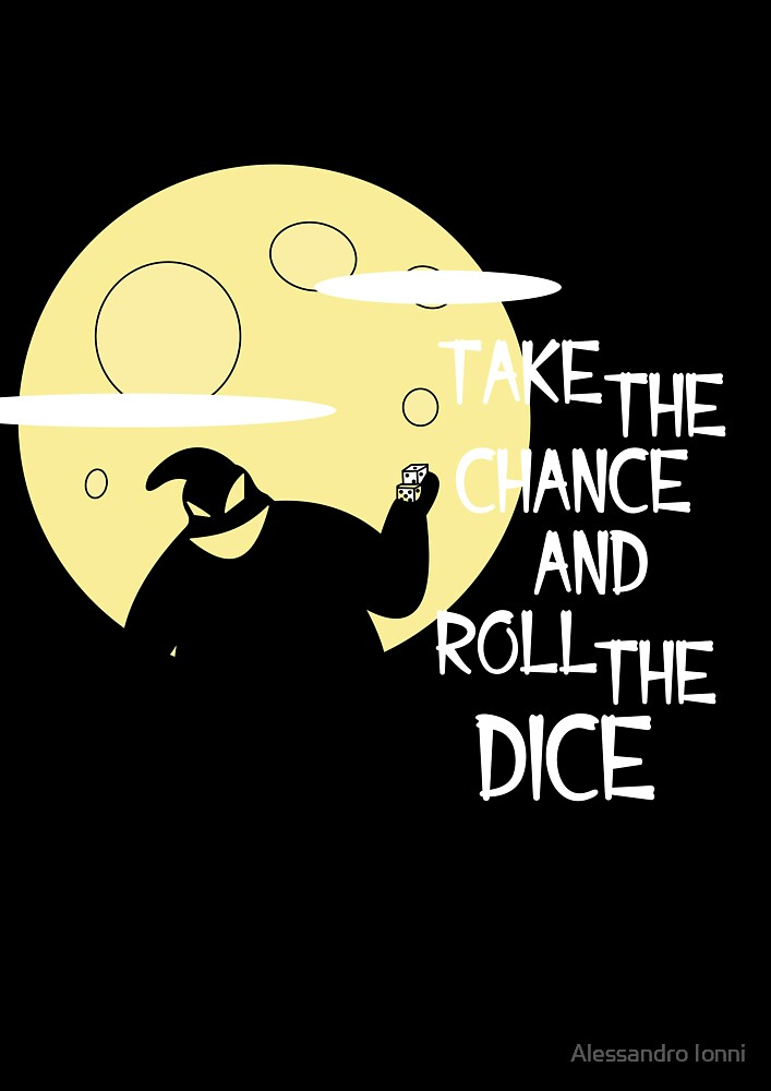 Bau bau - Take the chance and roll the dice by Alessandro Ionni